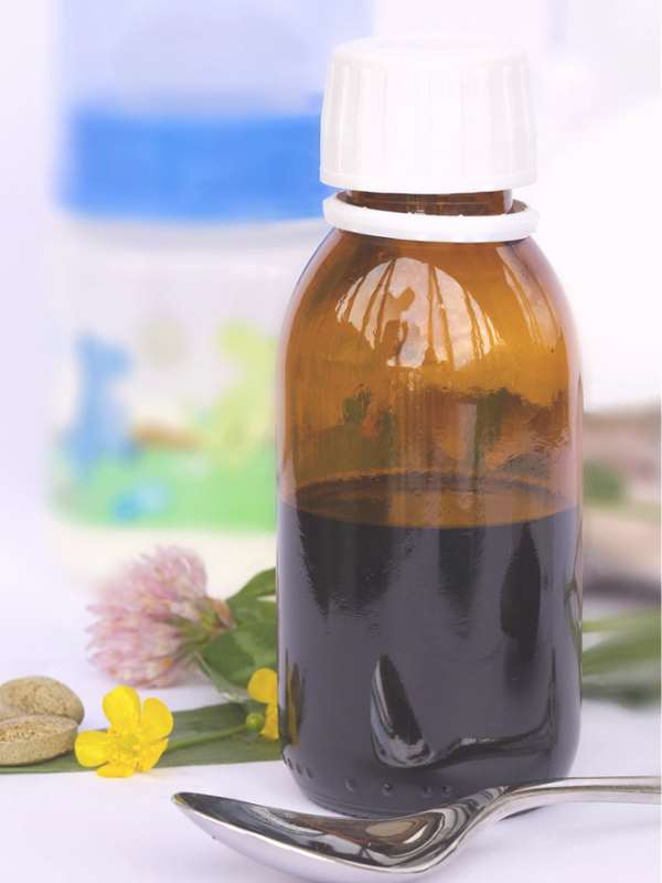 Shiulhin - natural cough remedy